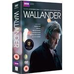 Wallander - Series 1 & 2 Box Set [DVD]